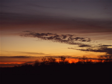 Another Iowa Sky